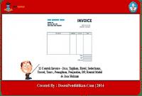 Contoh-Invoice