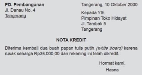 Contoh-Nota-Kredit