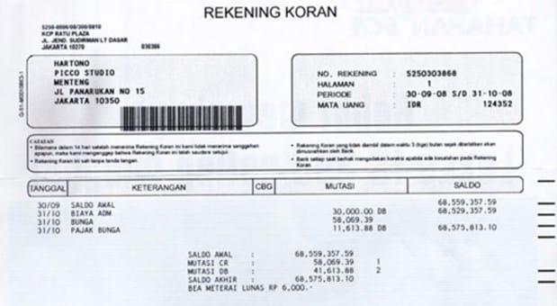 Contoh-Rekening-Koran