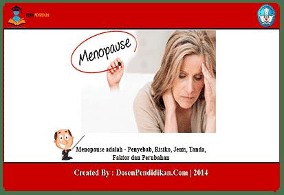 Menopause-adalah