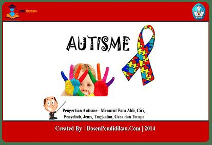 Pengertian-Autisme