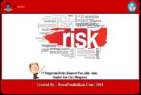 Pengertian-Risiko-Menurut-Para-Ahli