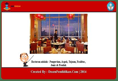 Restoran-adalah
