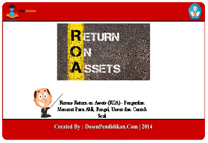 Rumus-Return-on-Assets