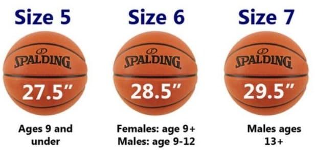 Ukuran-Bola-Basket