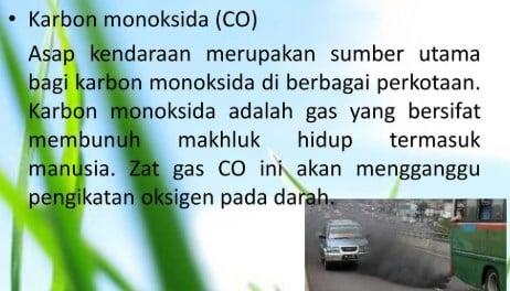 Zat-zat-Pencemaran-Udara