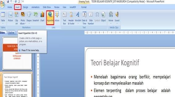 klik-menu-Insert