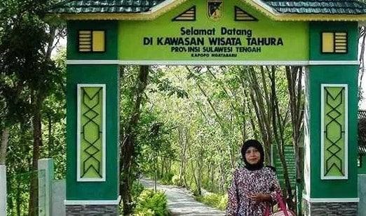 taman hutan raya di sulawesi