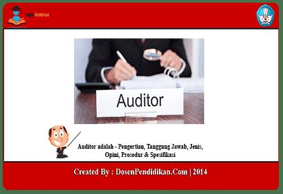 Auditor-adalah