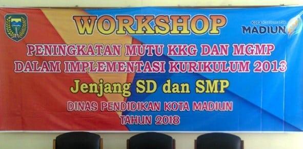 Contoh Spanduk Workshop