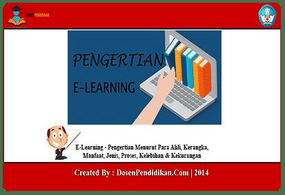 E-Learning-adalah