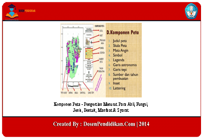 Komponen-Peta