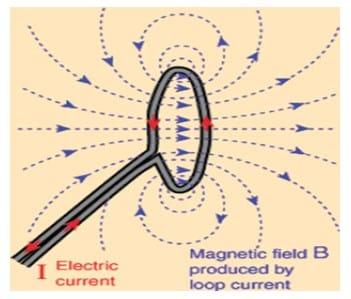 Medan Magnet Pada Kawat Berbentuk Loop