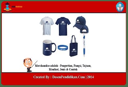 Merchandise-adalah