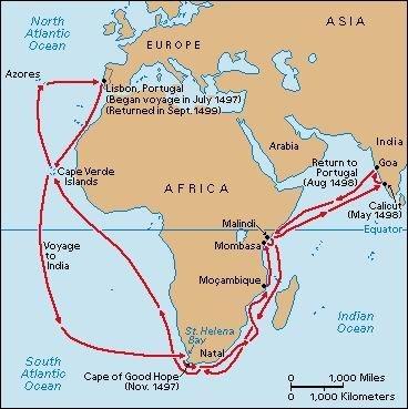 Pelayaran-Ketiga-Vasco-da-Gama
