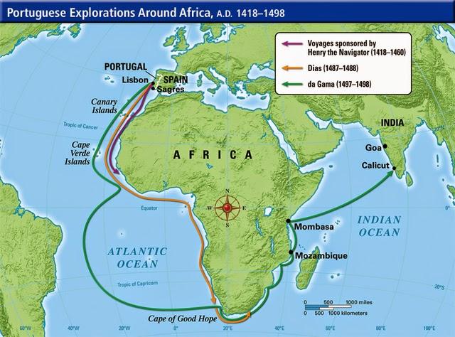Pelayaran-Pertama-Vasco-da-Gama