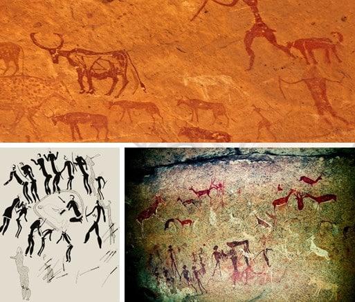 Peninggalan Suku Bushmen