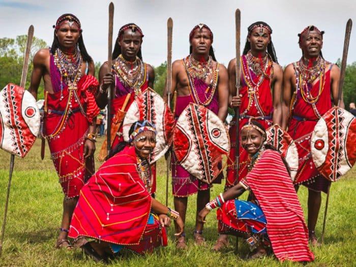Suku-Maasai