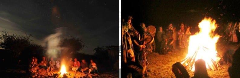 Tradisi Suku Bushmen