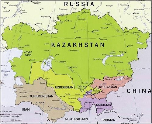 Asia-Tengah