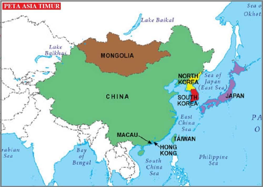 Asia-Timur
