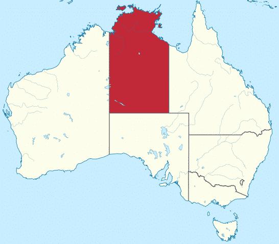 Australia-Wilayah-Utara
