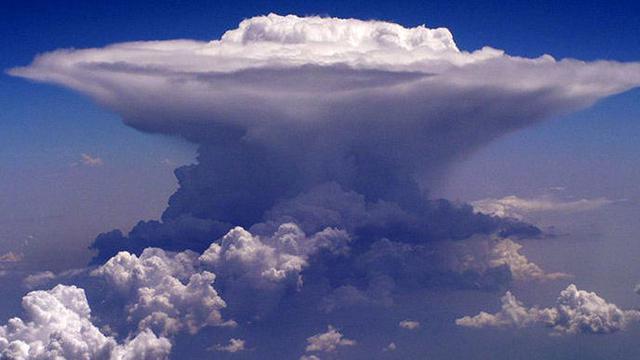 Awan-Cumulonimbus