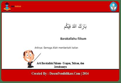 Barakallah-Fiikum