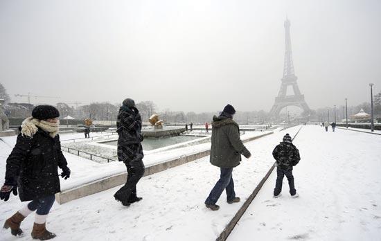 Iklim-Benua-Eropa