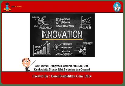 Jenis-Inovasi