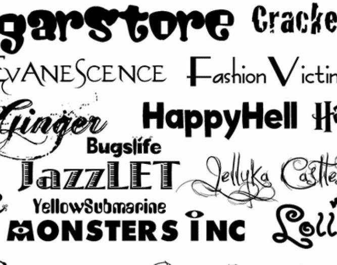 Jenis-Tipografi