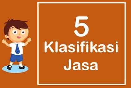 Klasifikasi-Jasa