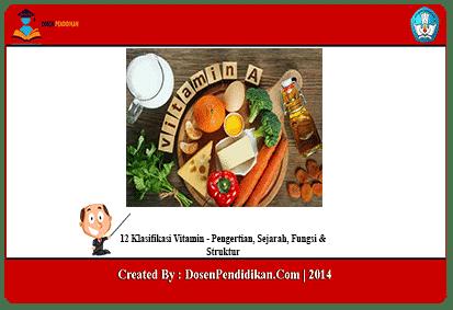 Klasifikasi-Vitamin