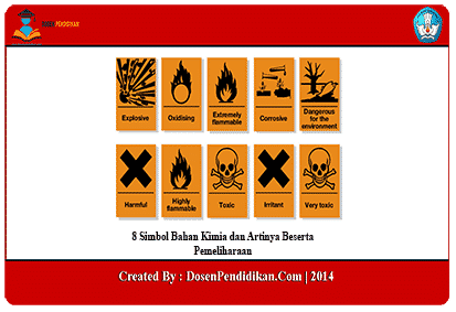Simbol-Bahan-Kimia