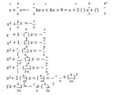 Ubahlah persamaan (1) ke persamaan (2)