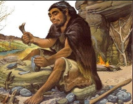Zaman-Paleolitikum