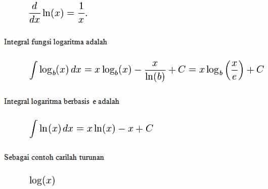 logaritma-natural