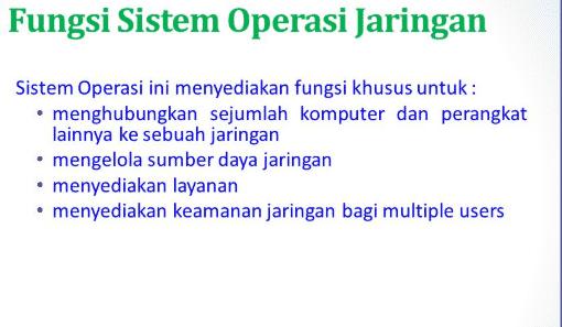 Fungsi-Sistem-Operasi-Jaringan