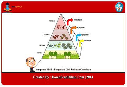 Komponen-Biotik