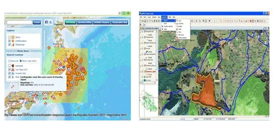Sistem Informasi Geografi (GIS) berbasis pemetaan