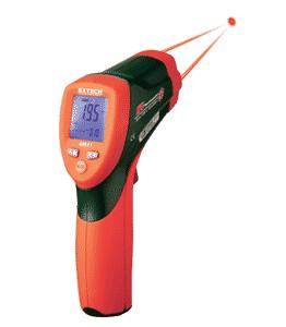 Termometer-Inframerah