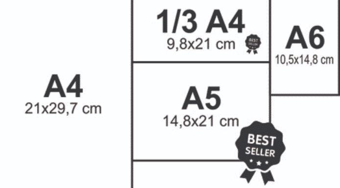 Ukuran-Brosur