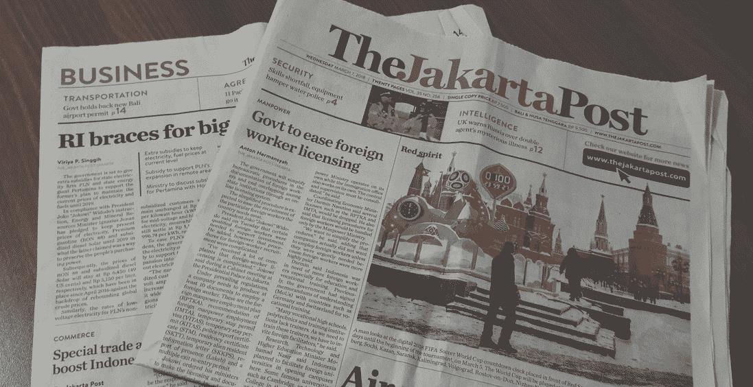 Jurnalistik Adalah Sejarah Produk Jenis Tujuan Contoh