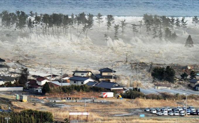 Tsunami-adalah