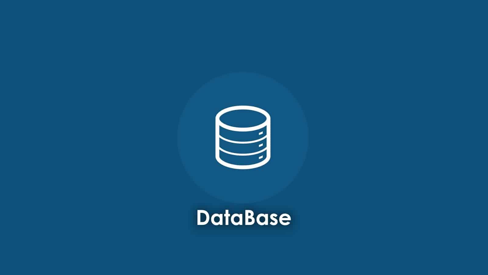 Database-adalah