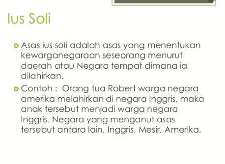 Asas-Ius-Soli