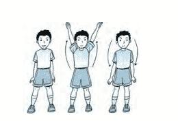 Mengayun-kedua-lengan-ke-atas