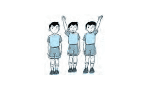 Mengayun-tangan-ke-atas