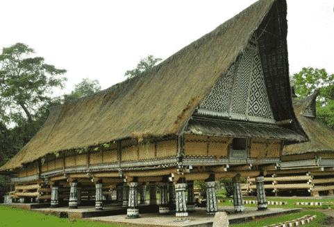 42 Gambar Rumah Adat 34 Provinsi Di Indonesia Dan Penjelasan