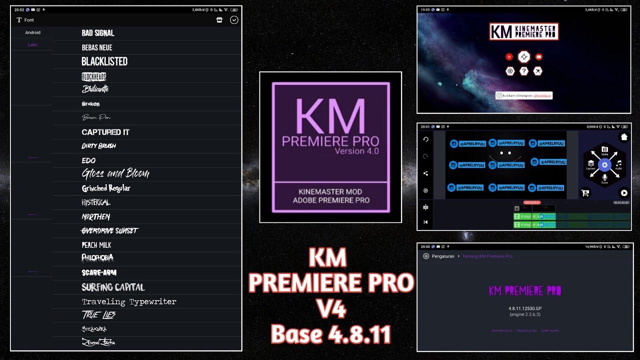 Kinemaster-Premiere